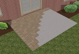Concrete Patio Blocks New Ideas Patios Pavers Exposed Aggregate Concrete And Stone Work