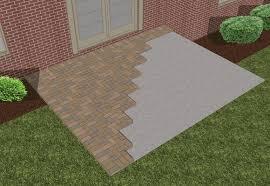 Concrete Patio Blocks New Ideas Patios Pavers Exposed Aggregate Concrete And Stone Work