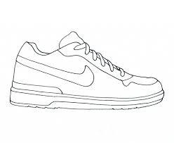 shoes coloring pages jordans eliolera com