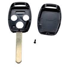 2008 honda accord key amazon com 4 buttons remote key shell for 2003 2008 2009