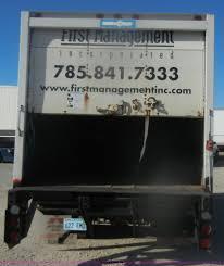 mitsubishi truck 2000 2000 mitsubishi fuso fe box truck item d4725 sold decem