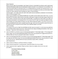 best ideas of graduate recommendation letter sample from
