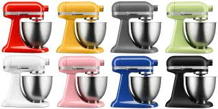 Kitchen Aid Standing Mixer by Kitchenaid Debuts Artisan Mini Stand Mixer Reviewed Com Dishwashers