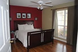 Red And Black Furniture For Living Room by Red Accent Wall Bedroom Guest Bedroom Decor Thoughts Project