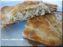 cuisiner choux blanc tourte feuilletã e au chou blanc cuisine libanaise par sahten