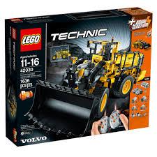 volvo truck cost amazon com lego technic 42030 remote controlled volvo l350f wheel