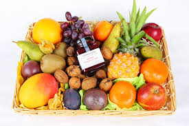 fruit baskets delivery best fruits blooms basket fruit gift baskets the delightful in