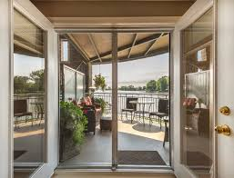 Sliding Patio Door Dimensions What Are The Standard Sizes For Glass Sliding Patio Doors Hunker