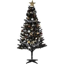 ready to dress luxe black tree 6ft trees