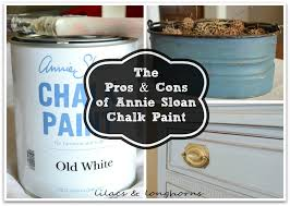 annie sloan chalk paint the pros u0026 cons lilacs and