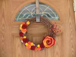 decorations creative ideas for thanksgiving door decorations 6