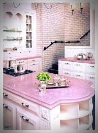 pink kitchen ideas purple and pink kitchen colors adding retro vibe to modern kitchen