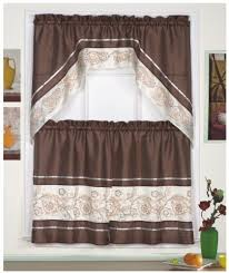 Amazon Kitchen Curtains by Kitchen Swags Amazon Com