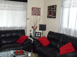 red livingroom interior tips decorating a feng shui living room for better life
