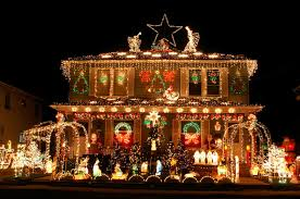 Lighted Christmas Outdoor Decorations by Most Beautiful Outdoor Christmas Decoration Ideas U2013 Interior