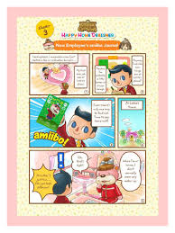 Animal Crossing Happy Home Designer Tips by Animal Crossing Comic Strip Part 3 Play Nintendo