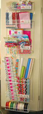 how to store wrapping paper and gift bags best 25 wrapping paper storage ideas on gift wrap