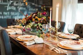 5 terrific tips to make thanksgiving entertaining a