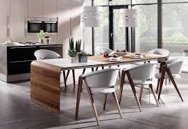 bureau design designer chair by martin ballendat in walnut