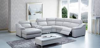 Sectional Reclining Sofas Leather Sectional Sofa White Leather Reclining Sectional Sofa White