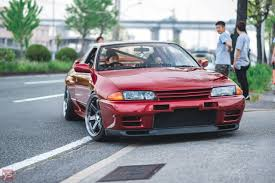 stanced nissan skyline people car nissan skyline r32 stance tuning lowered road