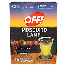 shop off mosquito lamp insect repellent at lowes com