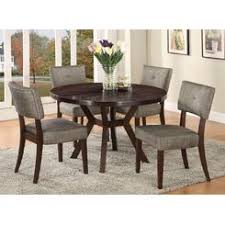 acme wallace dining table weathered blue washed acme united dining sets collections sears