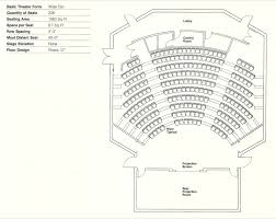 chicago theater floor plan how to design theater seating shown through 21 detailed example