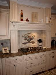 Interior  Backsplash Designs Subway Tile Vintage Country Kitchens - Country kitchen tiles backsplash