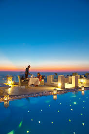 above blue suites in santorini greece travliving
