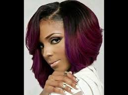 ombre hair color fro african american women 2016 hair color ideas for black women youtube