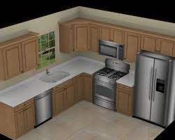 How To Design A Kitchen Island Layout by Kitchen L Shaped Kitchen Layout With Kitchen Island For Small