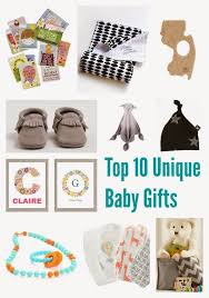 top 10 unique baby gifts the chirping