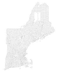 Massachusetts Town Map by New England Town Wikipedia