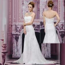 high waist wedding dress white tulle lace empire waist mermaid wedding bridal dress