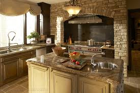 Tuscan Style Furniture by Kitchen Style Brown Tuscan Cabinets Kitchen Decor Pictures Light