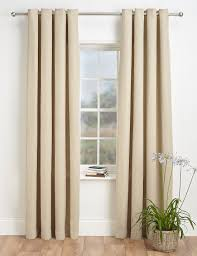 Danielle Eyelet Curtains by Curtains Pictures Lenda Curtains With Tie Backs 1 Pair 55x98