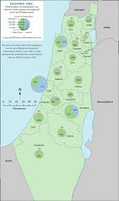 Map Of Palestine 1947 U N Partition Plan Of Palestine 2000 X 3692 Mapporn