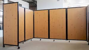folding fabric room dividers style moveable partition intended for