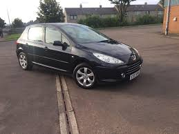 peugeot automatic diesel cars for sale 2007 peugeot 307 1 6 petrol automatic gearbox only done 40k