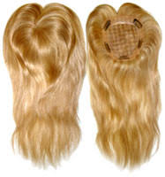 thin hair pull through wigltes toppers pull thru wiglets blends in perfectly with your hair