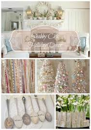 135 best shabby chic christmas images on pinterest shabby chic
