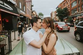 wicker park engagement session olena and alex u2014 polly c photography