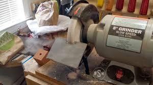 grinder upgrade wood shop mike