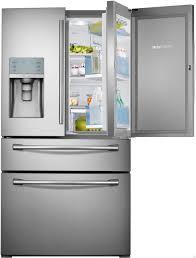 glass door commercial refrigerator 3 door freezer glass door