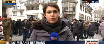 siege de bfm tv attentat contre hebdo incident pendant un direct de bfm