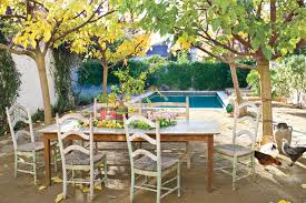 french country u2013style a los angeles shabby chic mania by grazia