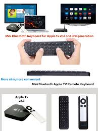 apple tv remote android ipazzport mini wireless bluetooth qwerty keyboard for