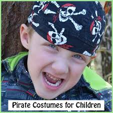 pirate costumes for children