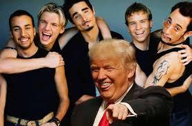 Backstreet Boys Meme - donald trump quoted backstreet boys in debate video
